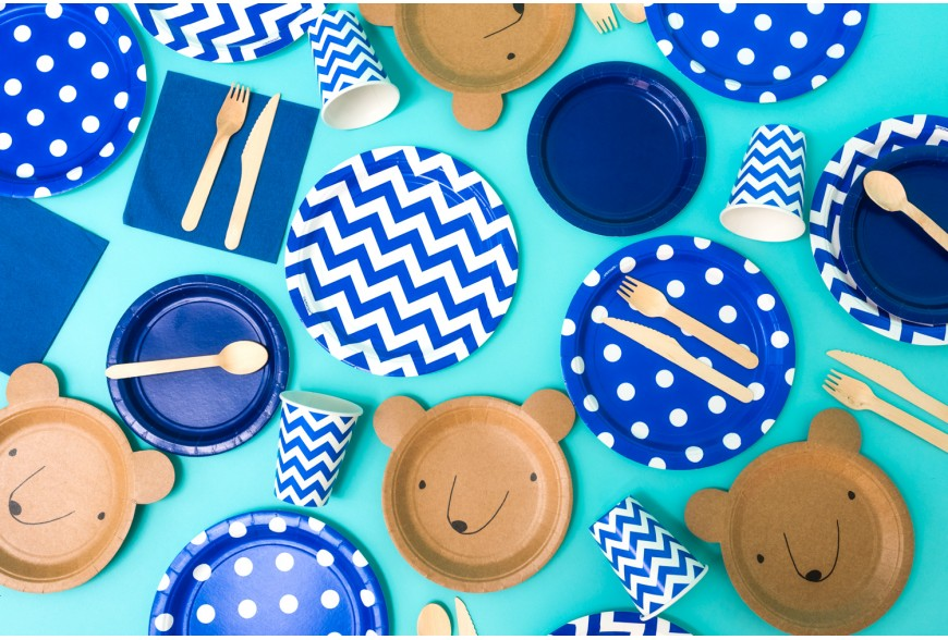 4 decoraciones de mesas para cumpleaños infantiles