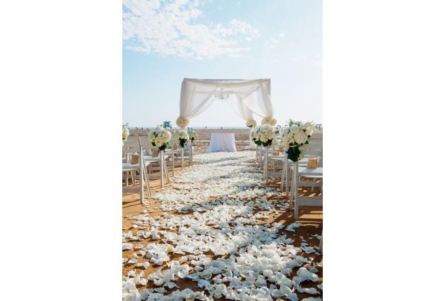 Bodas ibicencas: ideas para organizar una boda en la playa