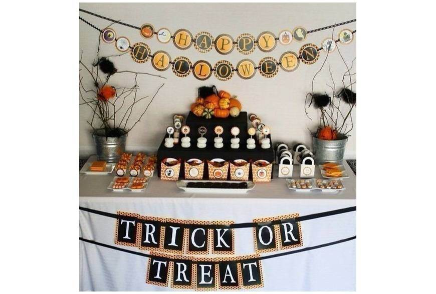 Ideas para una fiesta de Halloween perfecta