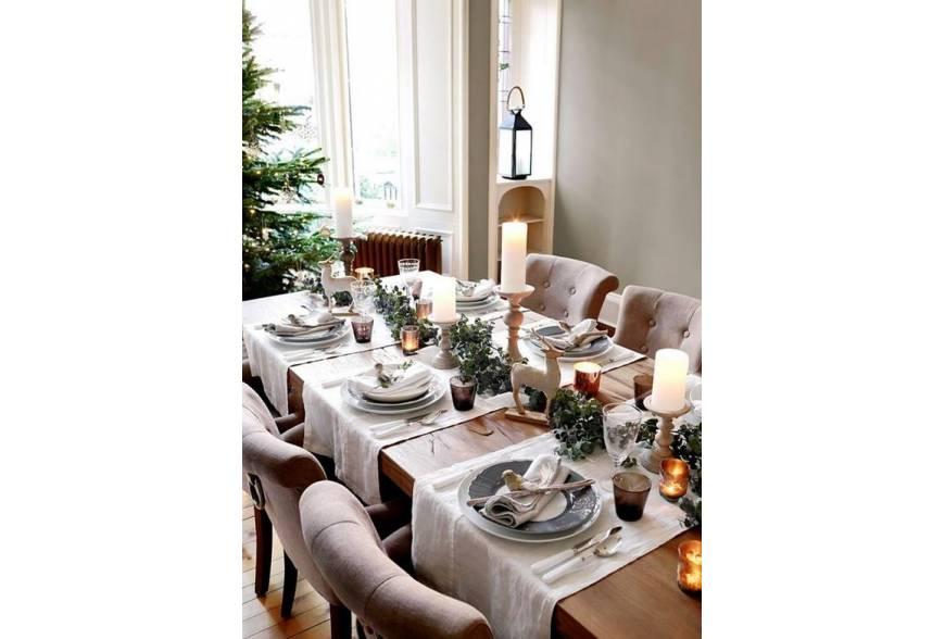Ideas para decorar tus cenas navideñas