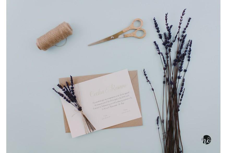 6 Ideas Para Personalizar Y Decorar Tus Invitaciones De Boda