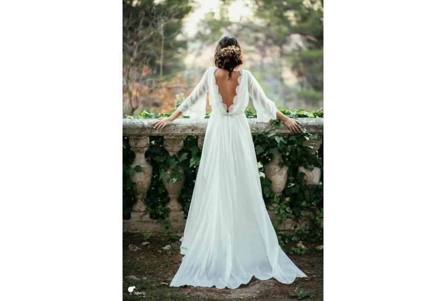 tendencias en vestidos de novia para 2019